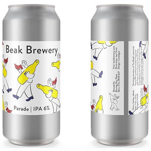 'Parade' - The Beak Brewery - IPA - 6%