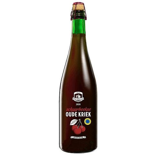 'Schaarbeekse Oude Kriek' (20) - Oud Beersel - Cherry Lambic - 7%