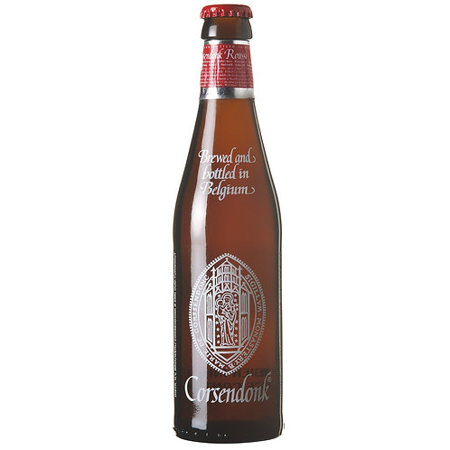'Rousse' - Brouwerij Corsendonk - Trappist Red Ale - 8%