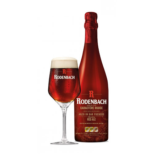 Rodenbach Caractère Rouge - Rodenbach - Flanders Red with Red Fruit - 7%