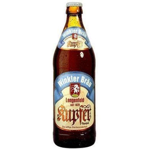 'Kupfer Spezial' - Winkler Bräu - Dark Lager - 5.3%