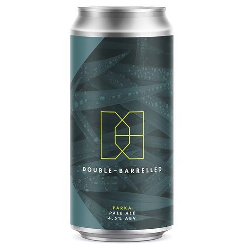 'Parka' - Double-Barrelled Brewery - Pale Ale - 4.5%