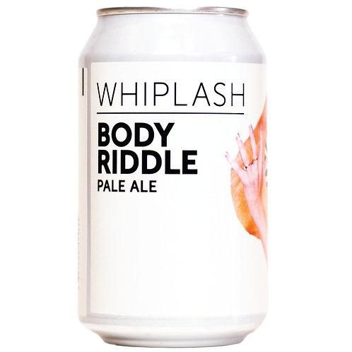 'Body Riddle' - Whiplash Beer - American Pale Ale - 4.5%