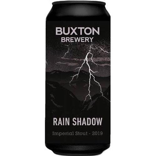 Rain Shadow (2019) - Buxton Brewery - Imperial Stout - 10%