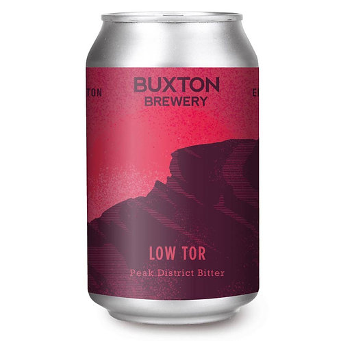 Low Tor - Buxton - Bitter/Red - 3.8%