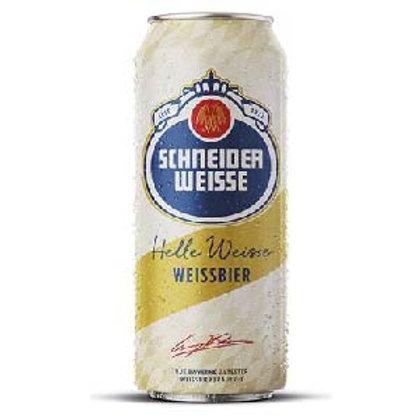 'Helle Weisse' - Schneider Weisse - Wheat Beer - 4.9%