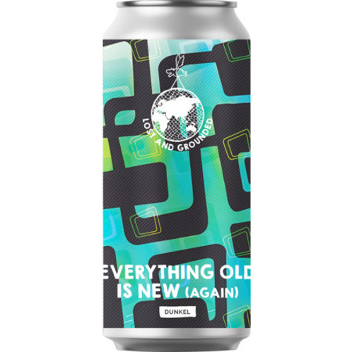 'Everything Old is New (Again)' - Lost & Grounded Brewers - Dark Lager - 5.2%