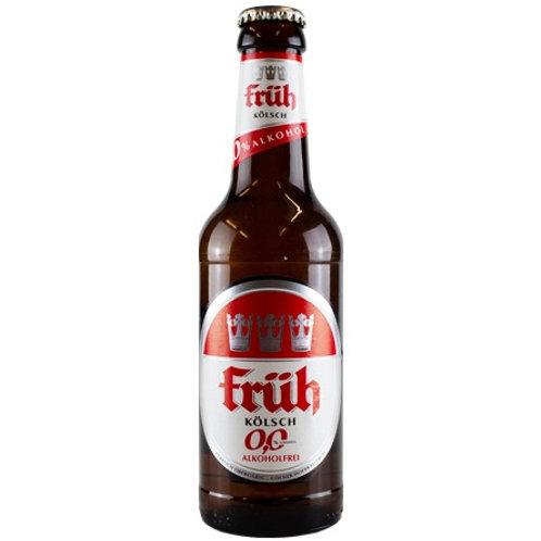 'Früh Kölsch Alkoholfrei' (AF) - Cölner Hofbräu Früh - Alcohol Free Kölsch - 0%