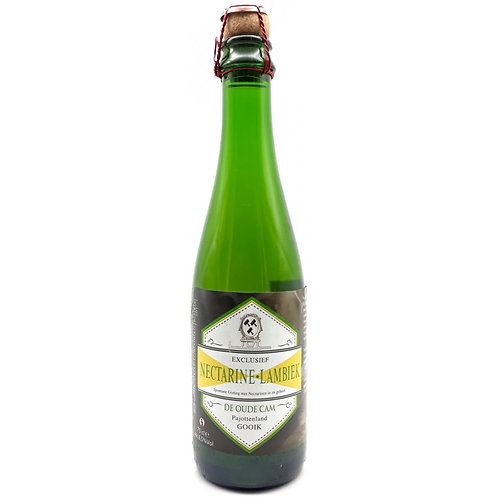 'Nectarine Lambiek' - Geuzestekerij De Cam - Lambic w/ Nectarine - 6.5%