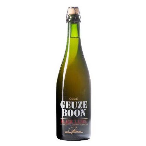 'Oude Geuze Black Label' (V.3) - Brouwerij Boon - Lambic - 6.4%