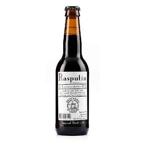 Rasputin (2019) - De Molen - Imperial Stout - 10.2%