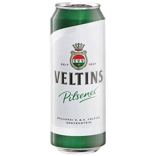 'Veltins Pilsener' - Brauerei C & A Veltins - Pilsner Lager - 4.8%