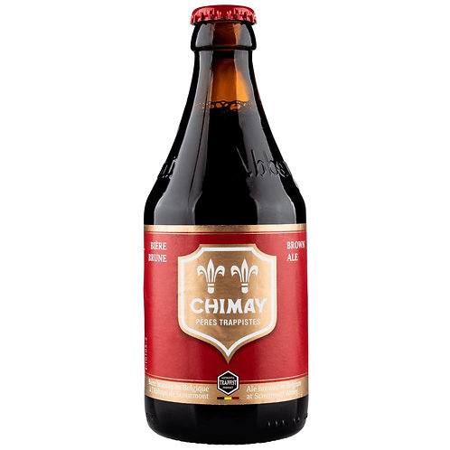 'Chimay Red' - Abbaye de Scourmont - Trappist Brown Ale - 7%