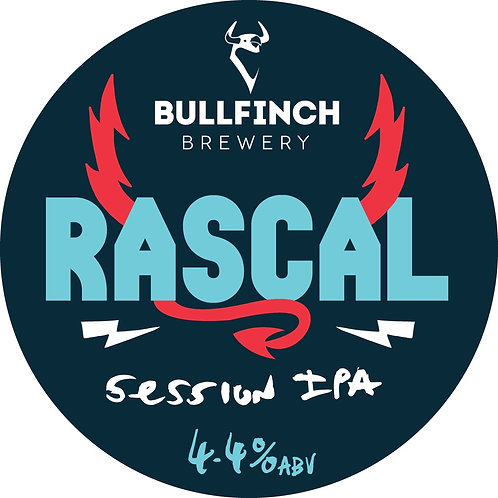 Rascal (Draught) - Bullfinch - Session IPA - 4.4%