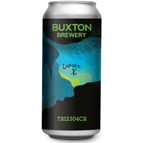 'Lupulus X TRI-2304CR' - Buxton Brewery - Single Hop IPA - 5.4%