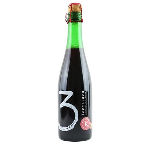 'Oude Kriek' (18/19) - Brouwerij 3 Fonteinen - Lambic w/ Cherry - 6.8%