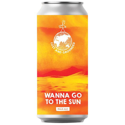 'Wanna Go To The Sun' - Lost & Grounded Brewers - Pale Ale - 4.6%