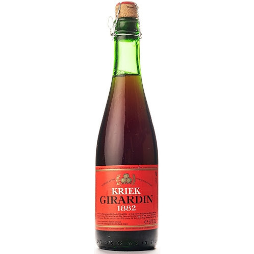 'Kriek Girardin 1882' - Brouwerij Girardin' - Lambic w/ Cherry - 5%