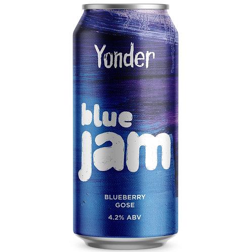 'Blue Jam' - Yonder Brewing - Blueberry Gose - 4.2%