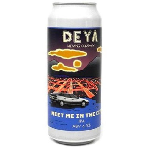 'Meet Me In The City' - Deya Brewing Co. - IPA - 6.5%