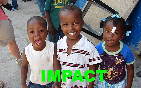 Impact: Haiti kids picture