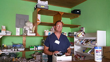Lawrence in pharmacy