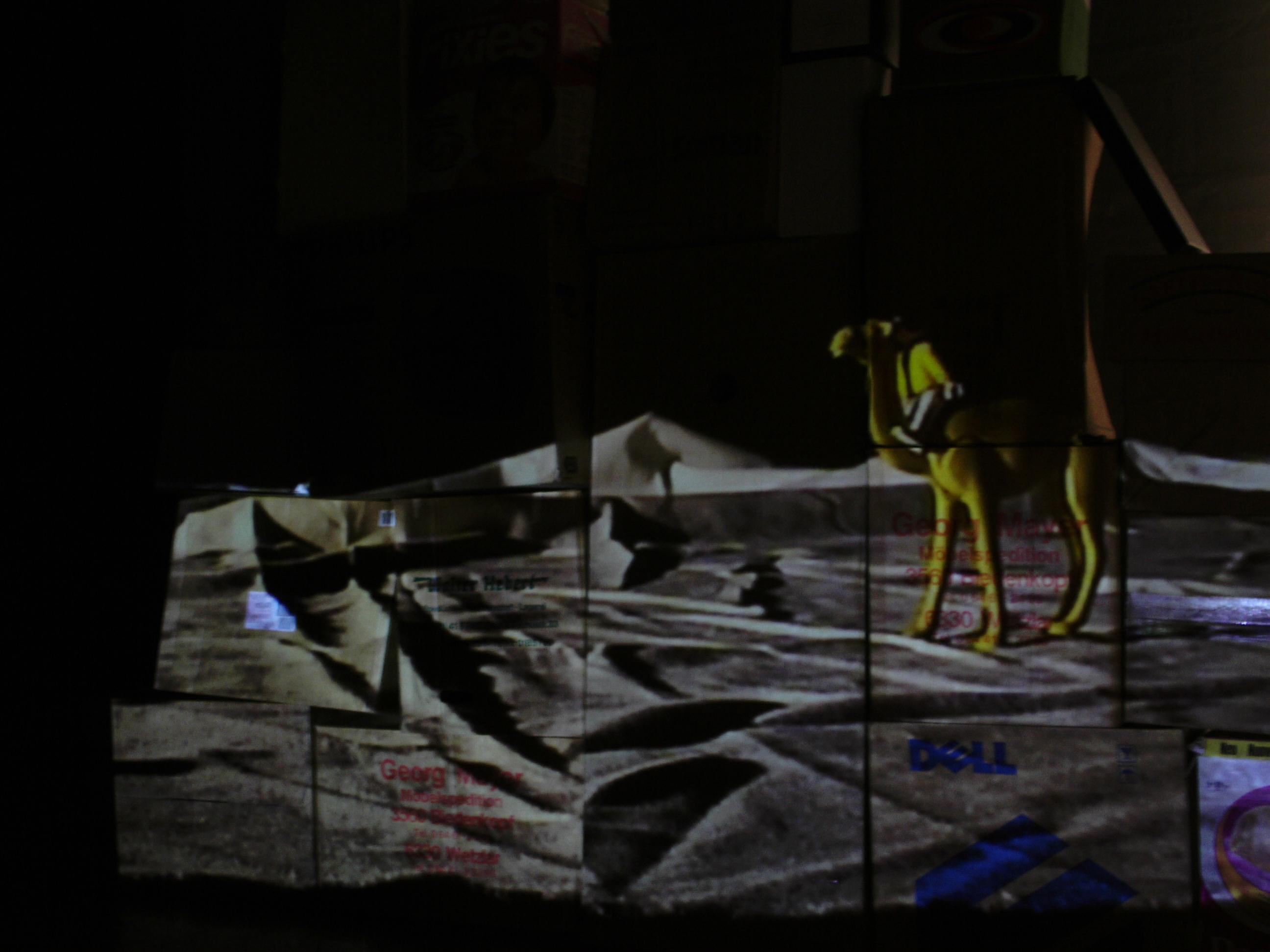 Bühnenbild Orlando