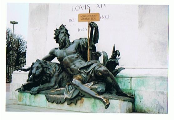 Lyon, innerstädtische Aktionen