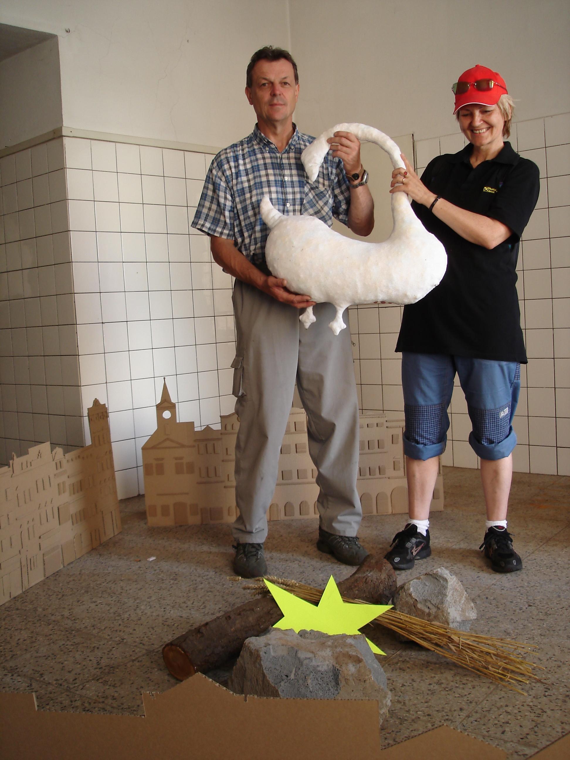 Installation Broumov