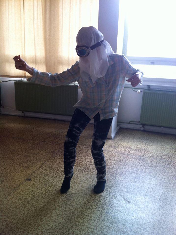Imaginary practice/ choreo 2014