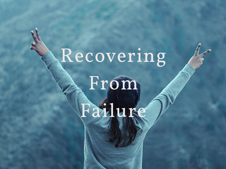 Recovering from Failure