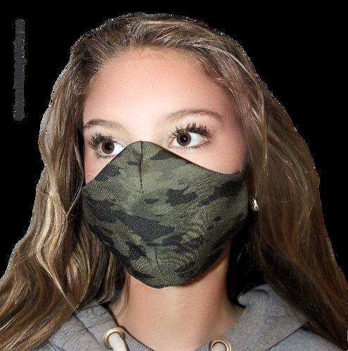 Urban Midnight Camo Australian Made Sub Mask
