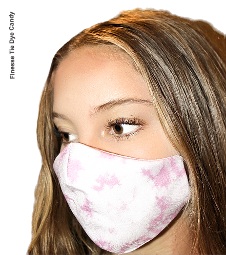 Finesse Tie Dye Candy Australian Made Sub Mask