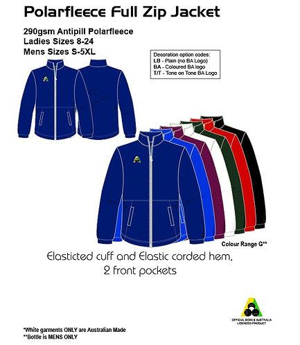 PolarFleece Jacket Mens