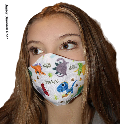 Junior Dinosaur Roar Australian Made Sub Mask