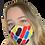 Thumbnail: Junior Bitmap Smudge Australian Made Sub Mask