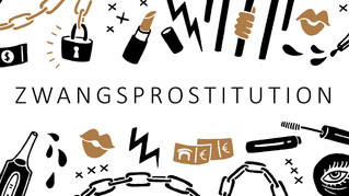 How do we describe the relationship between sex trafficking and prostitution?