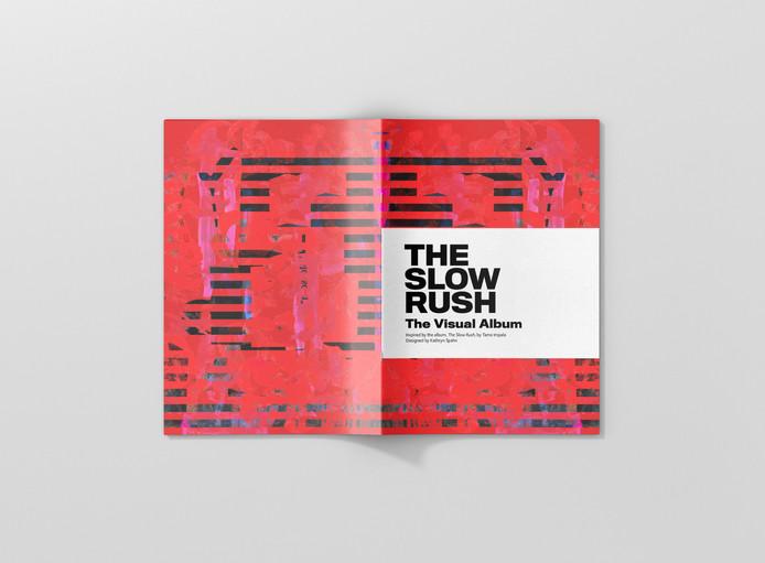 """The Slow Rush"" - Tame Impala"
