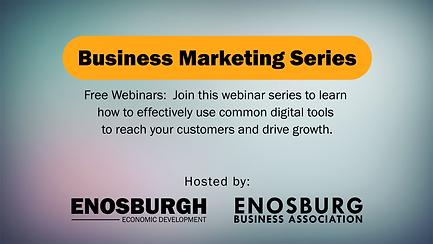 business marketing series