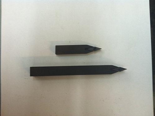 "SVJB lathe tool Neutral 1/4"", 3/8"", or 1/2"""