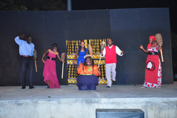 The Theatre Company, Kenya's 'The Merry Wives of Windsor' directed by Daniel Goldman at Qadir Ali Ba