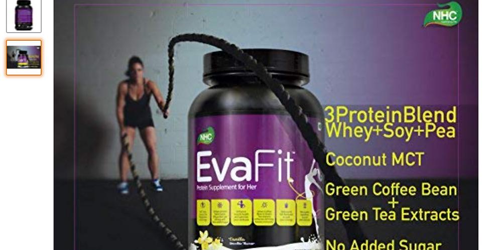 NHC EvaFit Women's Protein