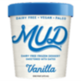 Vanilla MUD is Dairy Free, Vegan, Paleo, Gluten Free, Soy Free, Non-GMO, Fruit Sweetened and has No Added Sugars.