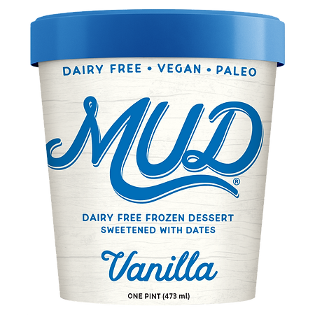 Vanilla MUD is Dairy Free, Vegan, Paleo, Gluten Free, Soy Free, Non-GMO, Fruit Sweetened and has No Added Sugars.