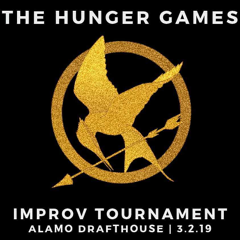 Improv Hunger Games at the Alamo Drafthouse