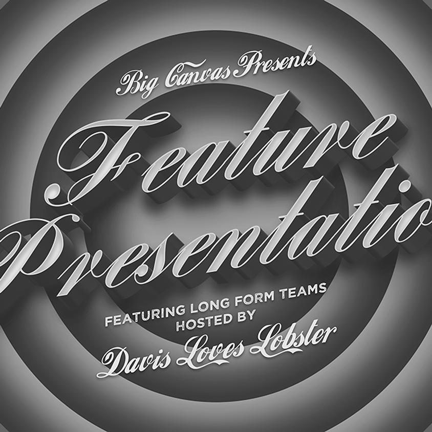 Feature Presentation! Davis Loves Lobster