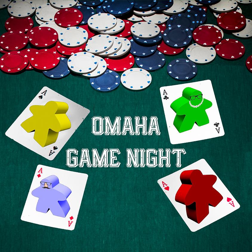 Omaha Game Night