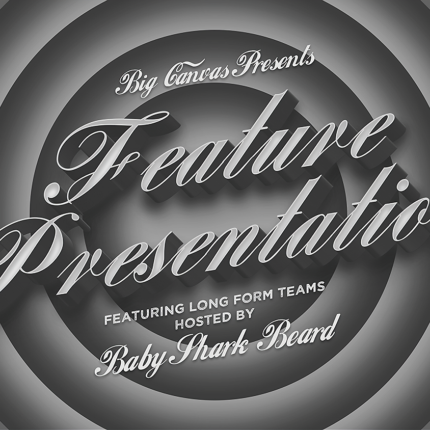 Feature Presentation! Baby Shark Beard