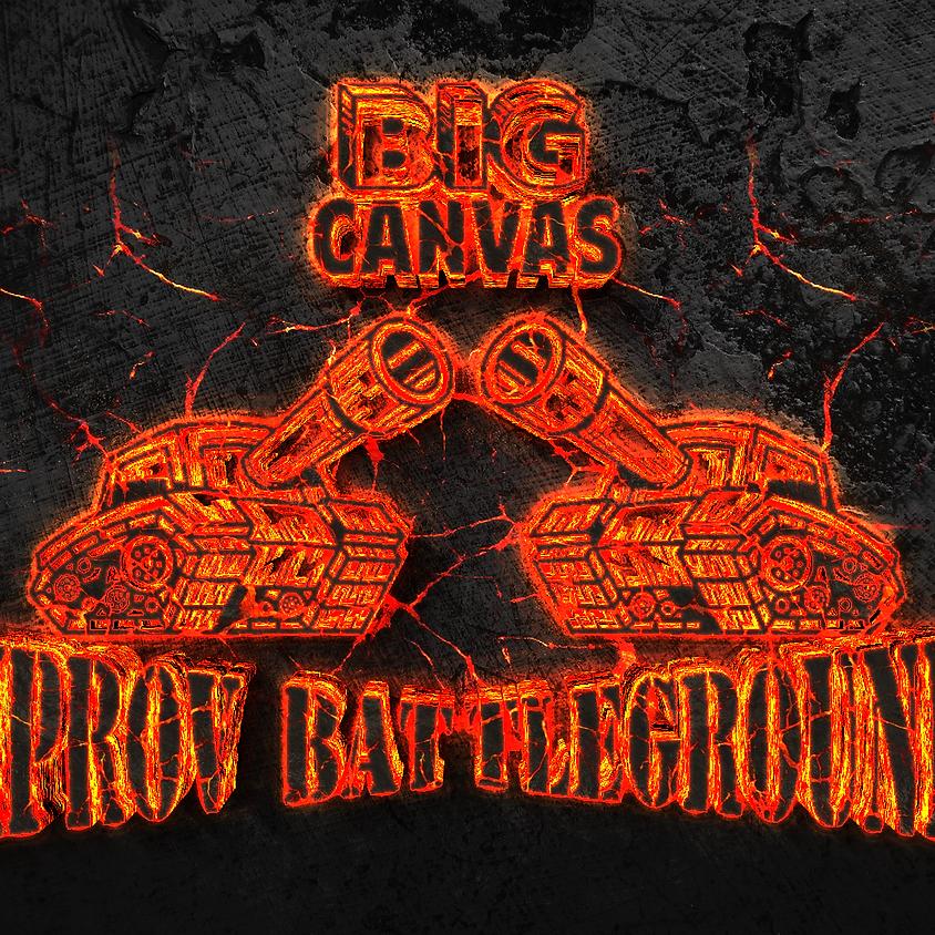 Improv Battlegrounds Season 1 Round 2