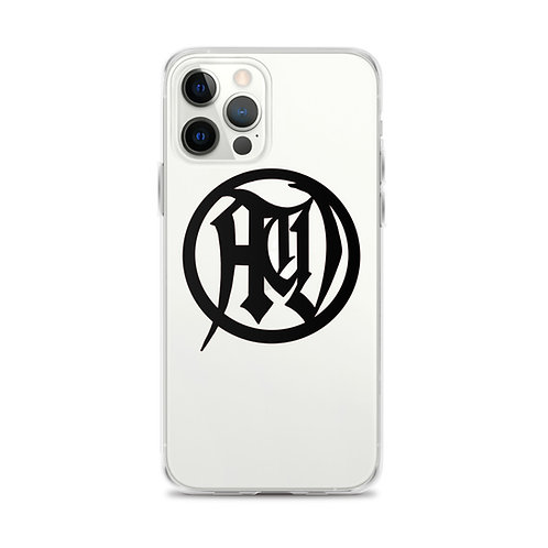 Circle of Death iPhone Case